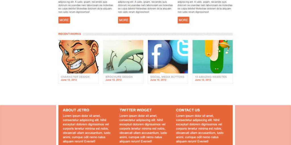 Screen Strony z PSD - Jetro